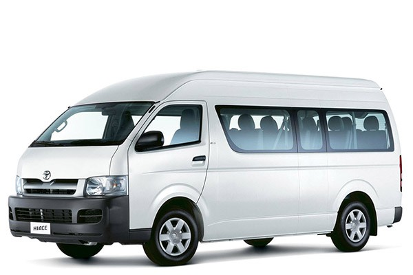 15 SEATER AIRPORT TRANSFER RODRIGUES